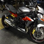 Street Triple 675 R version ABS
