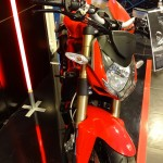 Ducati Streetfighter 848 rouge