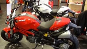 Mostro Ducati Rennes