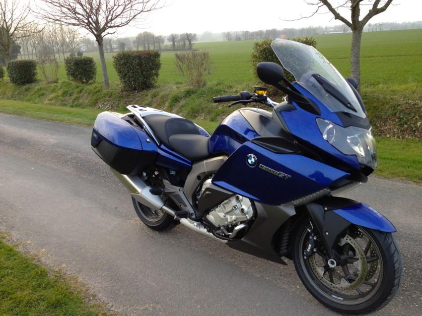 avis moto K16GT BMW