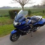 moto routière Allemande BMW Rennes