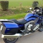 moto BMW boxer Passion Rennes