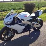 Aprilia RSV 4 : moto passion 35 à Rennes