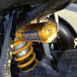 suspension série S de la 1098