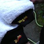 2 gants de lavage Meguiar's