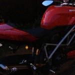 Moto Ducati propre : Merci Meguiar's