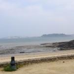 Dinard : vue mer vers Saint-Malo