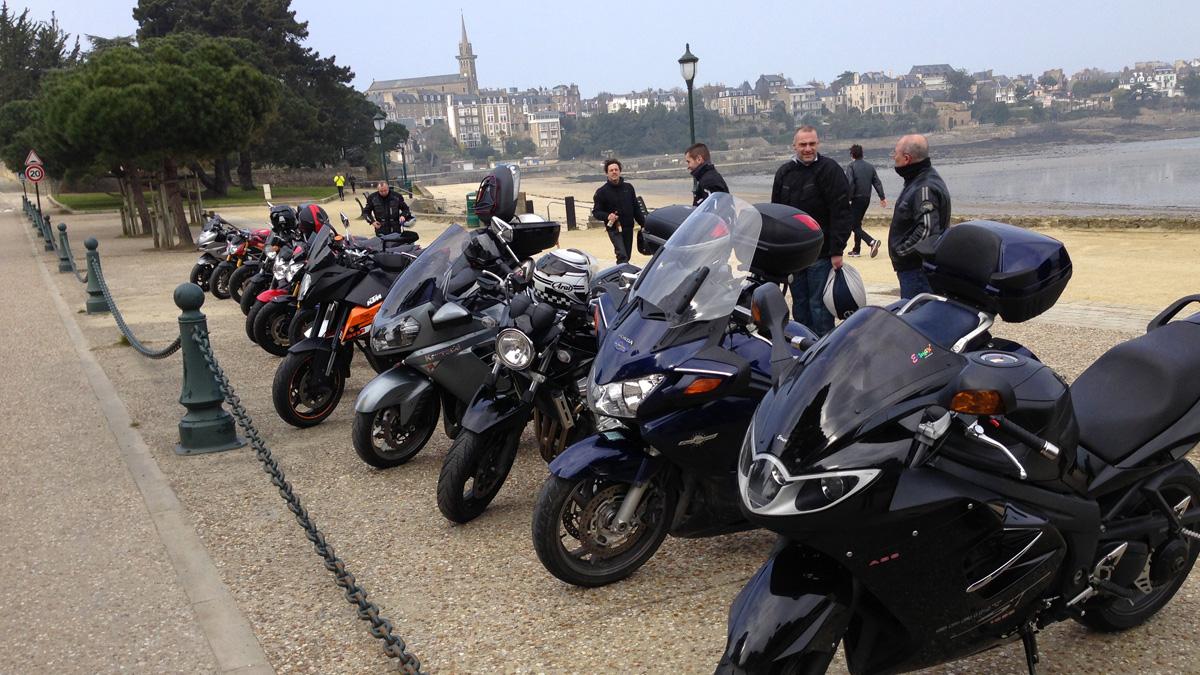 sortie moto 24 mars 2013
