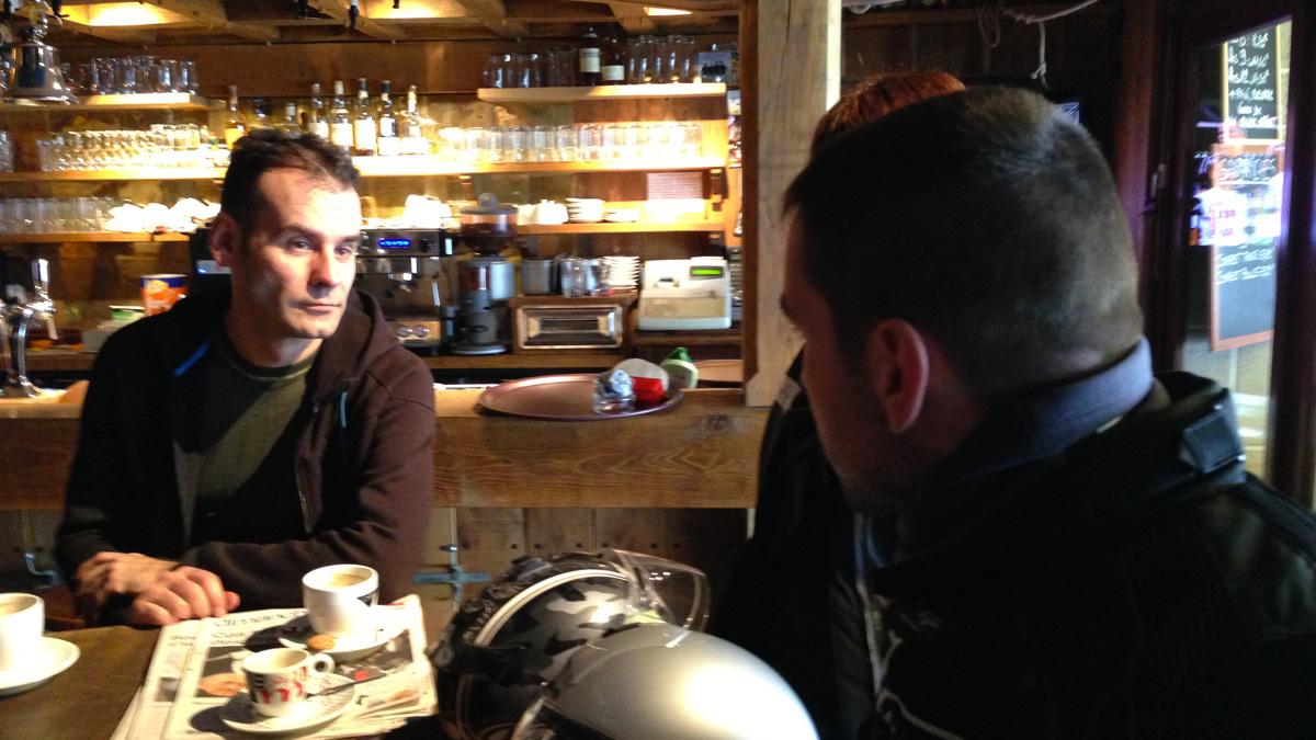 rencontre entre motard rennais