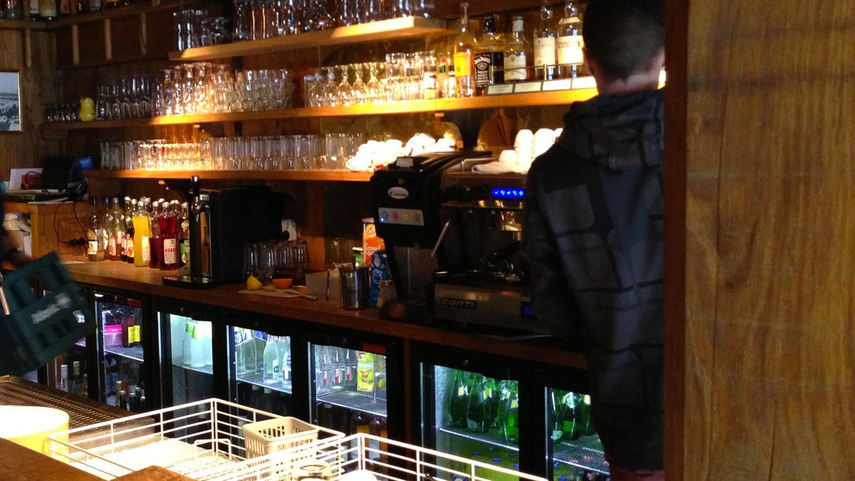Café le Tangon à Cancale