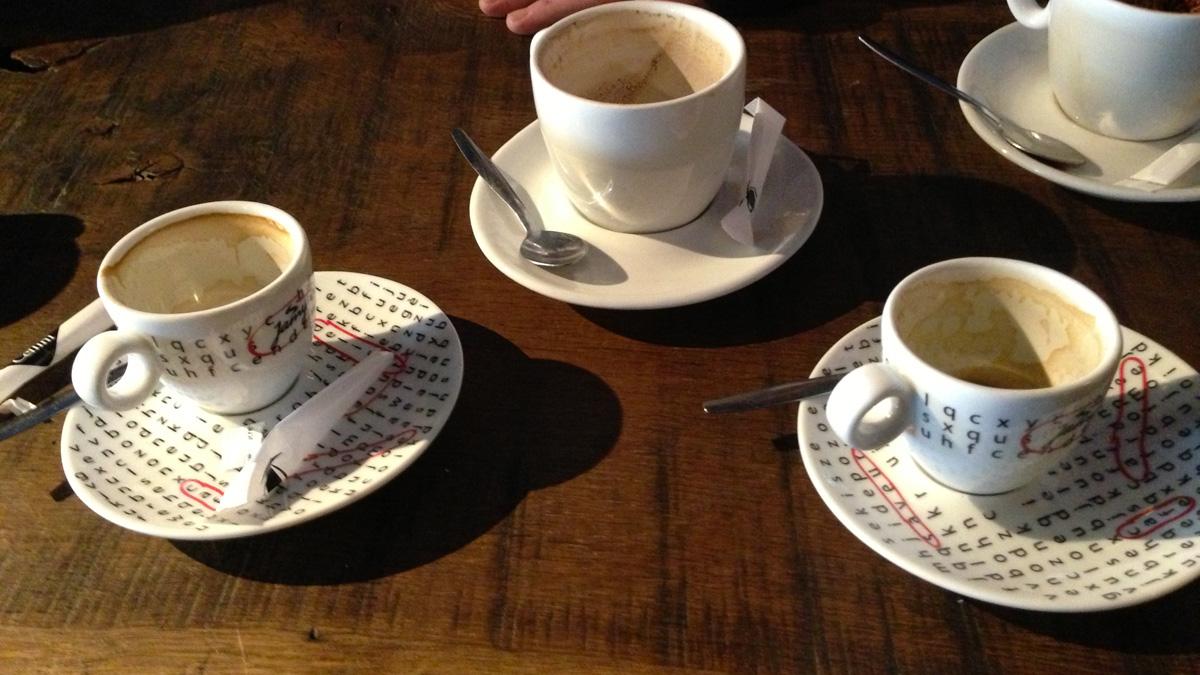 café motard à Cancale
