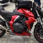 Honda CB1000R de Sara