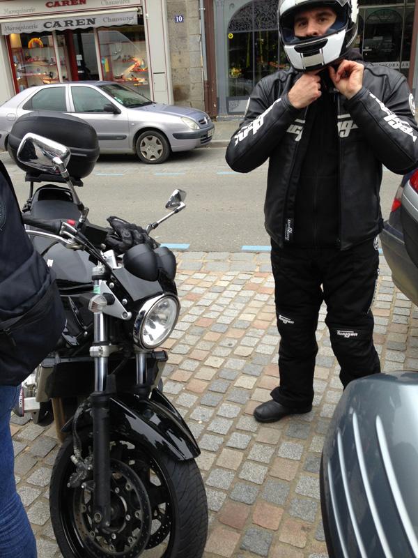 Bandit 650 N de Jean-Claude