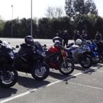 sortie moto au départ de rennes (bretagne)