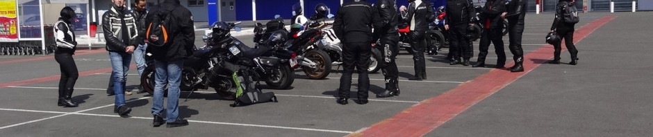 départ sortie moto Dinan