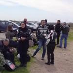 motard et motarde breton