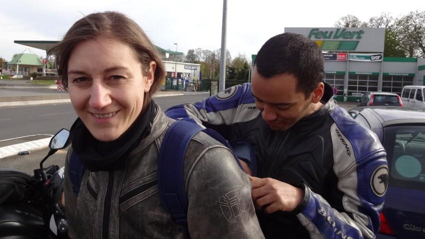 Marie Laure et Cédric
