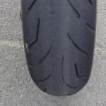 BT S20 ruiné sur le 1098 S Ducati