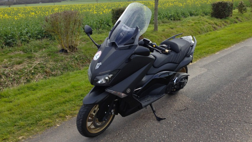 Scooter Tmax 530