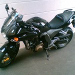 Kawasaki Z750S de David Jazt