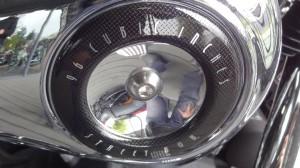 moteur du street bob haley davidson rennes