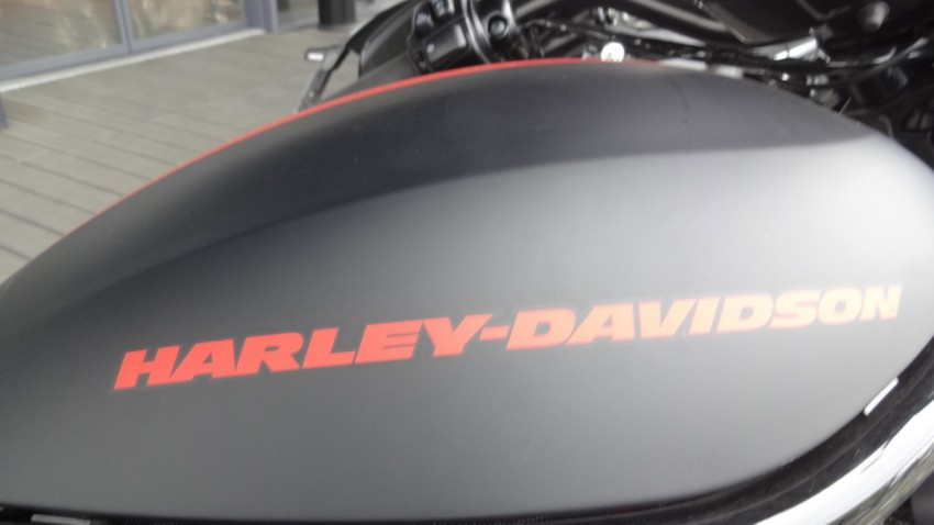 Réservoir Harley Davidson