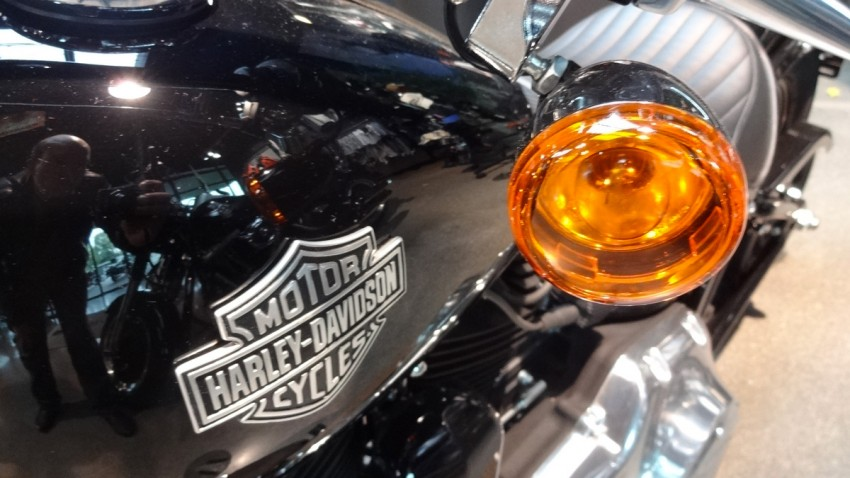Harley Portes de Bretagne (Rennes)