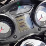 Tableau de bord du K1300GT BMW Boxer passion Rennes