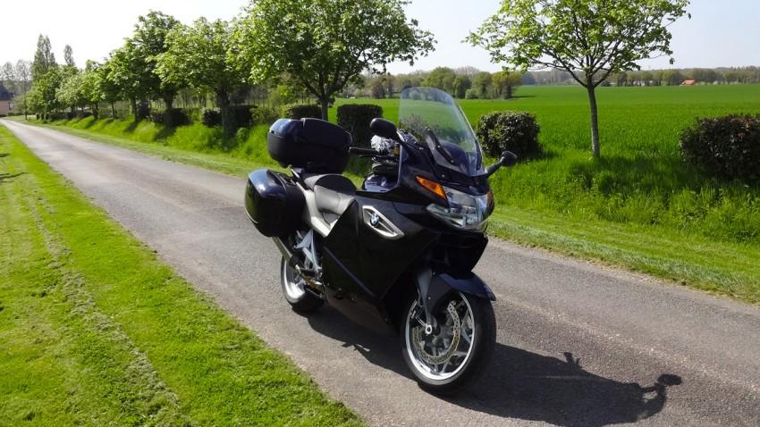BMW moto Allemande à Rennes