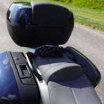 top case et valise BMW
