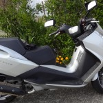 maxi scooter Satelis Peugeot 500