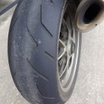 pneu S20 Bridgestone sur Ducati