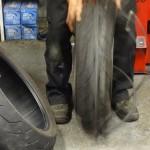 nouveau pneu Bridgestone S20