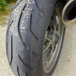 Bridgestone S20 après 8km