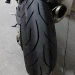 Bridgestone S20 après 25km