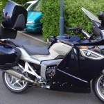 BMW moto Boxer Passion Rennes