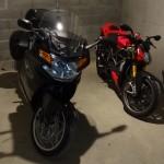 Comparatif BMW K13GT et Ducati Streetfighter