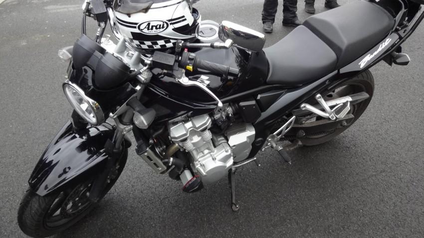 suzuki bandit 650 N