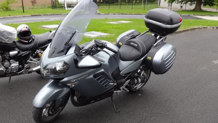 Kawasaki Rennes GTR 14000