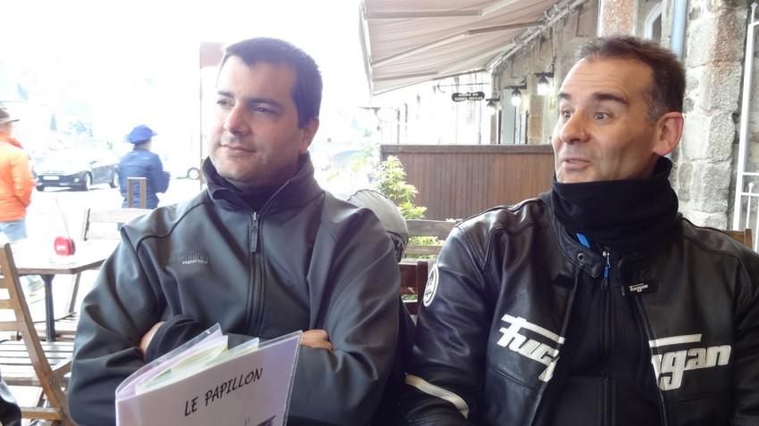 Lionel et Jean-Claude