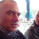 Gilles (Redwings) et Didier