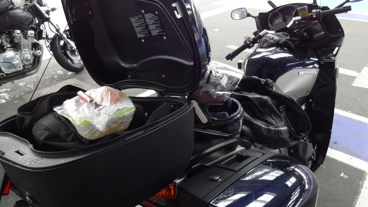 Top Case BMW K13GT