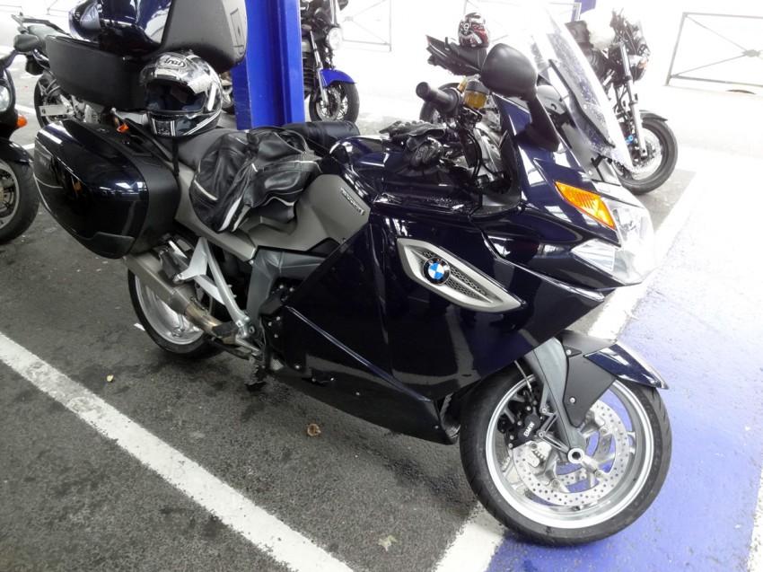 BMW K1300GT Rennes