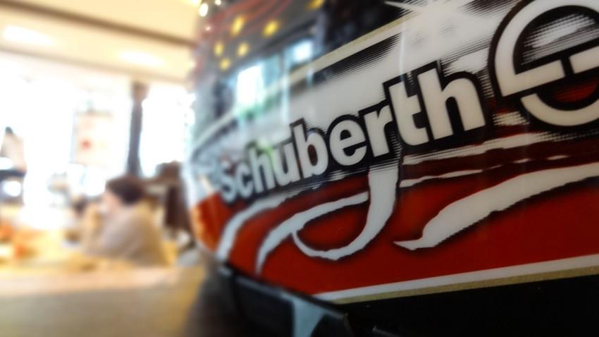 casque moto Schuberth S1