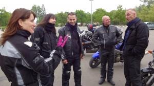 Ambiance sortie moto Jazt.com