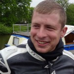 Mickaël, motard Rennais