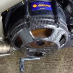 embrayage à sec de la Ducati