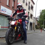 Ducati Streetfighter de Guillaume (Mussidan)