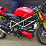Ducati Rennes Streetfighter