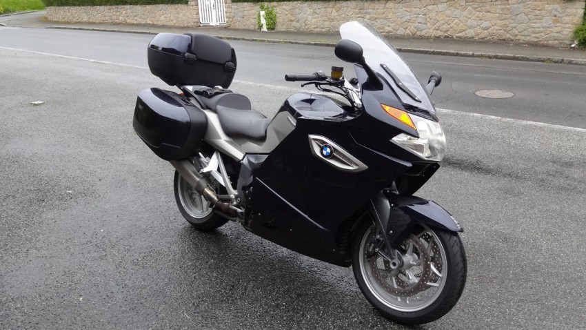 moto idéal pour le duo et la ville